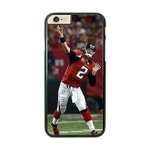 NFL Case Cover For Apple Iphone 5/5S Black Cell Phone Case Atlanta Falcons QNXTWKHE1910 NFL Phone Case Fashion Custom