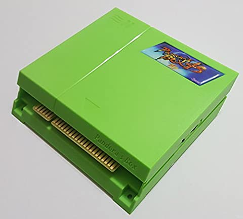 2CU【●○●】Pandora's Box 4s 680 in 1 Jamma Mutli Game Board Jamma Arcade Game Support VGA and HDMI Output For - Jamma Arcade Board