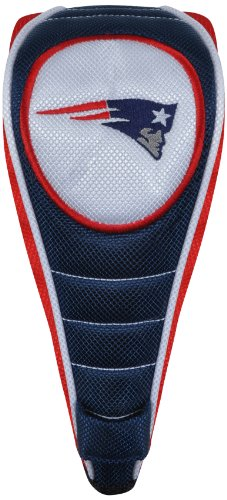 New England Patriots Shaft Gripper Fairway Headcover