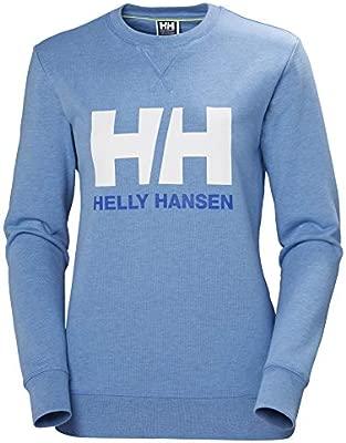 Helly Hansen W Hh Logo Crew Sweat Felpa