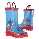 Thomas The Tank Engine and Friends Boy's Rain Boots - Size 11-12 Little Kid