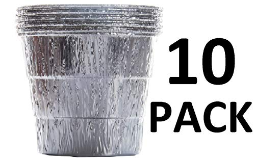 Traeger Grills BAC407z 5-Pack Bucket Liner - Pack of 2 (Total 10 Bucket Liners) ()