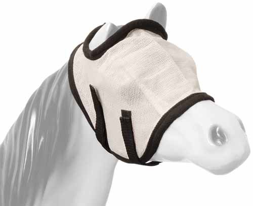 Tough-1 Miniature Fly Mask w/Out Ears Large by Tough-1