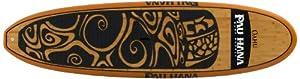 Pau Hana Oahu Stand Up Paddle Board, 10-Feet, Orange