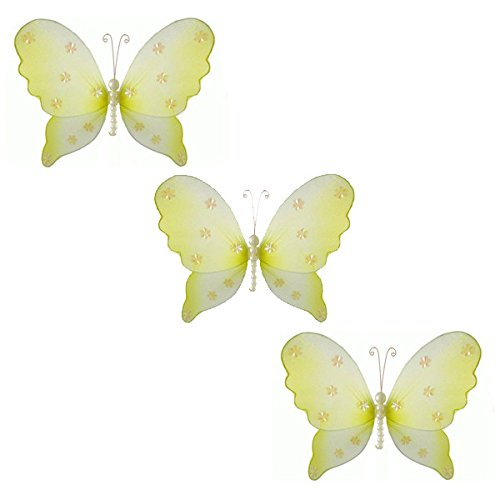 The Butterfly Grove Isabella Butterfly Decoration - small 5