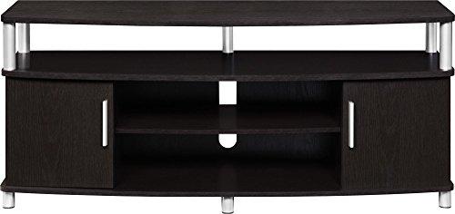 Altra Furniture Carson TV Stand, For TVu0027s Up To 50 Inches, Espresso:  Amazon.ca: Home U0026 Kitchen