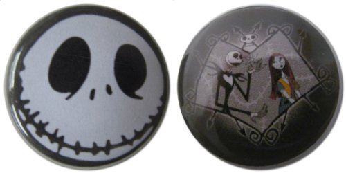 - Nightmare Before Christmas 1.25 Inch Magnet Set
