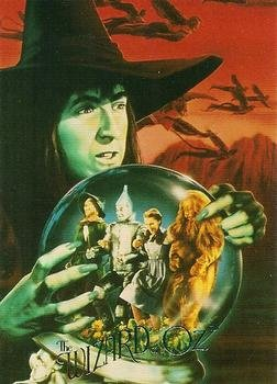 - The Wicked Witches Crystal Ball Potent Spell trading card (The Wizard of Oz) 1996 DuoCards #42