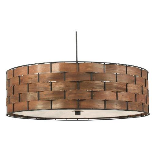 Contemporary 3 Light Pendant - 1