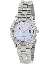 Seiko Womens SUT073 Dress-Solar Classic Watch