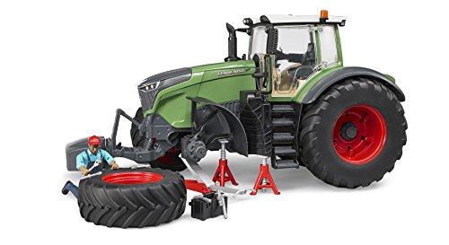 Bruder Fendt X 1000 Tractor with Repair - Fendt Tractor
