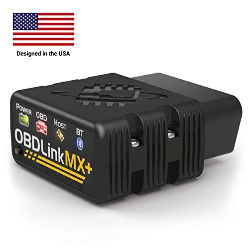 OBDLink MX+ OBD2 Bluetooth