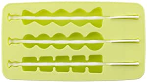 Silicone Ice Pop Tray Mold(green)