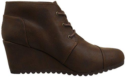 Scarpe Da Ginnastica Da Donna High-notes-bell Kick Sneaker Marrone