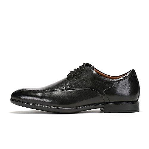 Clarks Vestir Hombre Gosworth Over Piel Zapatos De Weite Passform Tamaño 41½