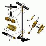OSK O-Ring Kit for Benjamin Hand Pump 3X Rebuild