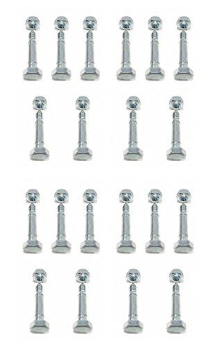 The ROP Shop (20) Shear PIN Bolts for Ariens 532005 53200500 Snowblowers Snowthrowers Auger (Shear Pins 53200500)