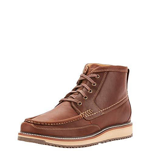 Wild West Boot Store (Ariat Men's Lookout Western Boot, Foothill Brown, 8.5 D)