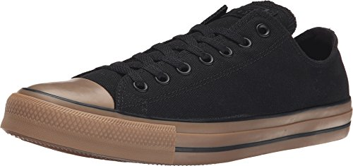 Converse Chuck Taylor All Star Lo Top Black/Gum Mens 7/ Womens -