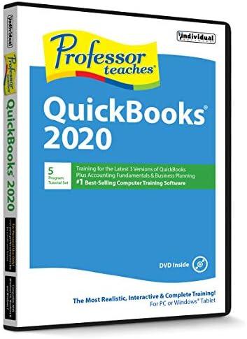 Professor Teaches QuickBooks 2020