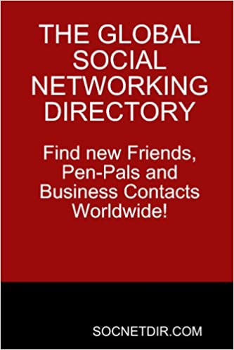 The Global Social Networking Directory  Find new Friends