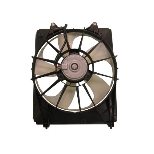 TYC 601360 Replacement Cooling Fan Assembly for Honda Odyssey (Cooling System Honda)