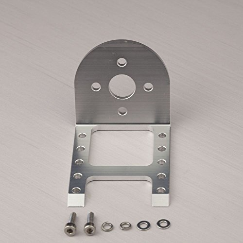 CNC Aluminum Motor Mount for 36mm / 40mm Series Brushless Motor RC Boat RC#1259