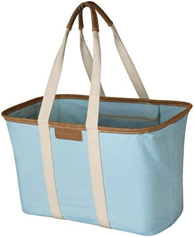 CleverMade 30L SnapBasket LUXE Collapsible