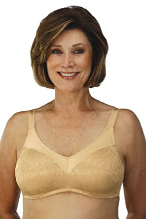 Classique Seamless Support Post-Mastectomy (Pocket) Bra -- #717 (38A)