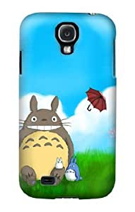 S0876 My Neighbor Totoro Case Cover for Samsung Galaxy S4