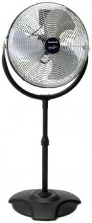 Taurus - Ventilador Circulador Pie Sirocco 18C, 3 Veloc, 170W, 45 ...