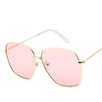 MOJINGYAN Gafas De Sol,2019 De Bastidor Grande Mujer Gafas ...