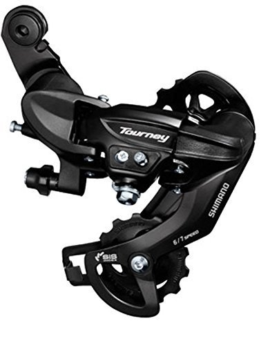 - Shimano Tourney RD-TY300 Rear Derailleur 6/7S Compatible 8S Upgraded RD-TX35
