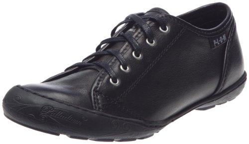 Palladium By P Mujer Cuero De m Cordones l Zapatos Negro d Para tItAgR