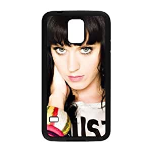 C-EUR Customized Print Katy Perry Hard Skin Case Compatible For Samsung Galaxy S5 I9600