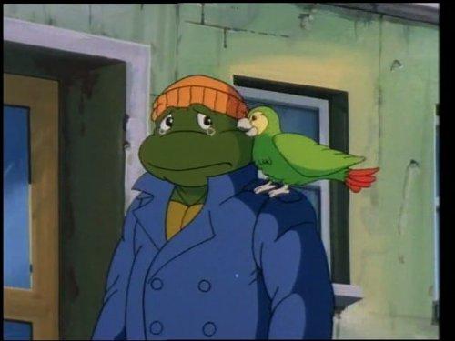 Polly Wanna Pizza (Ninja Turtles Who Is Who)