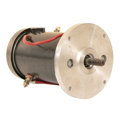 - DB Electrical LPL0048 Motor for Auto Crane Autocrane Ametek Dunmore 12-24 Volt Reversible iwith Double Ball Bearing 300105, 300105-001