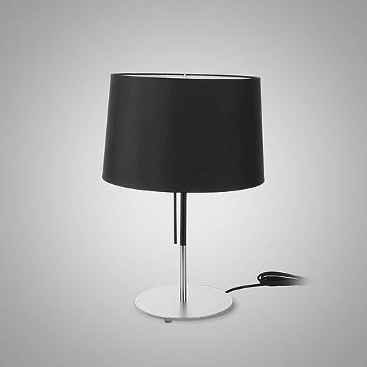 Mpotow E27 Nordic Postmodern lámpara de mesa Hierro arte forja ...