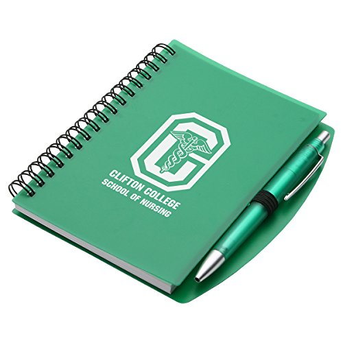 150 Personalized Hardcover Notebook & Pen Set Printed With Your Logo Or Message by Ummah Promotions (Image #5)
