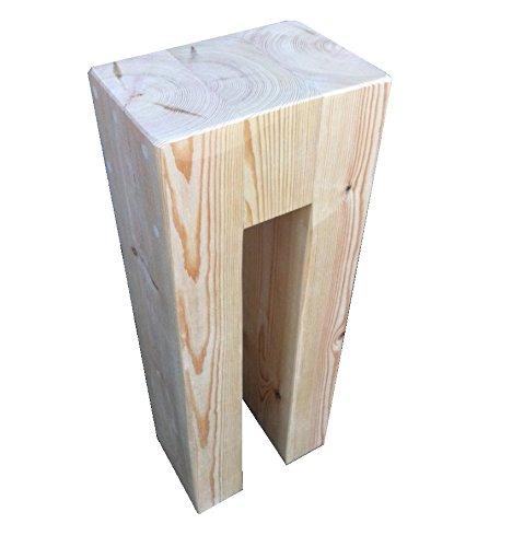 Pino n en forma de lámpara de mesa de soporte @ 70 cm de alto ...