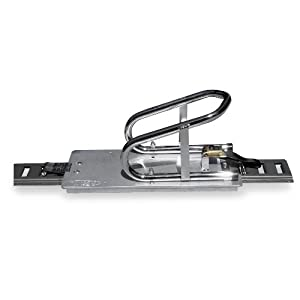 Pingel Series E Track Wheel Chock System for 6 1/2 inch Tire Width (Floor Mount - 6 1/2