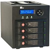 CRU RTX430 3QR 4 Bay RAID 0TB