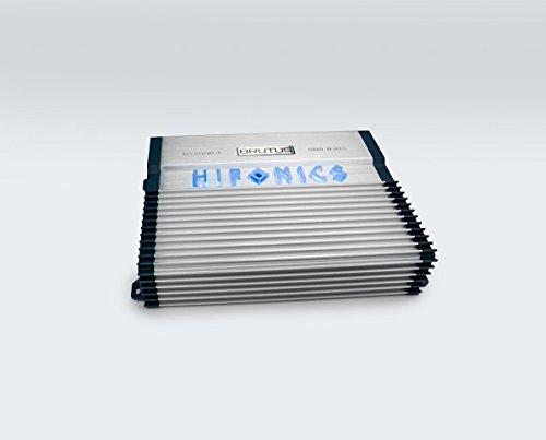 Hifonics BXX800.4 Brutus 800W RMS A/B 4 Channel Speaker Car