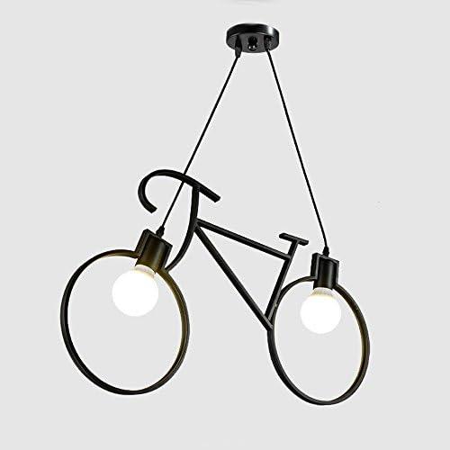 Lamparas de techo vintage lampara retro candelabros ventana ropa barbería retro barra de barra de luz del día cajero pendientes en forma de arte nórdico italiana enciende: Amazon.es: Iluminación