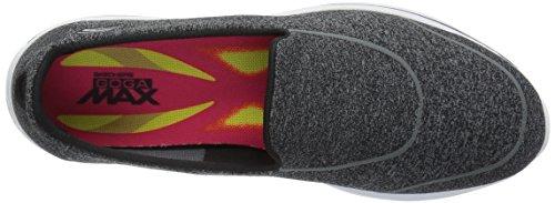 Donna bkw Skechers Black white Black Camminata 14161 Scarpe Da SwqfI6a