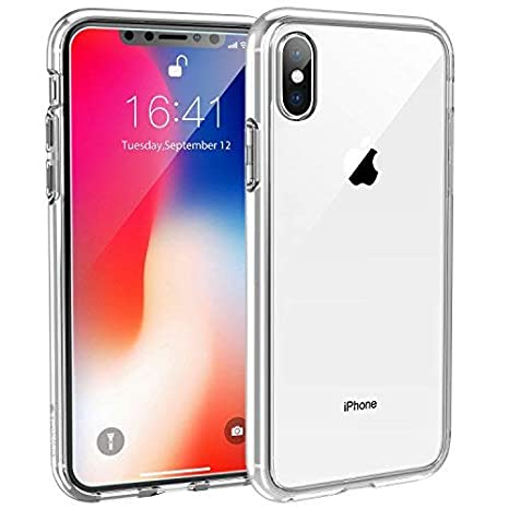 coque dure transparente iphone x