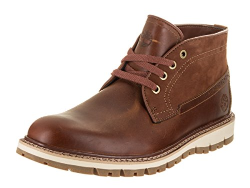 Marrone Britton Hill Clean Nwp Chukka Boot Light Brown