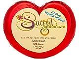 Sacred Chocolate: Organic Amazonian Chocolate 1.44 Oz (11 Pack)