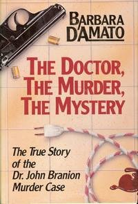 book cover of The Doctor, the Murder, the Mystery