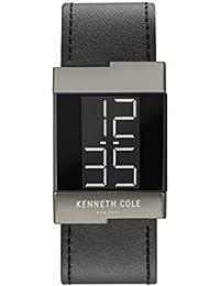 New York Women Uhr Watch Leather digital KCC0168002